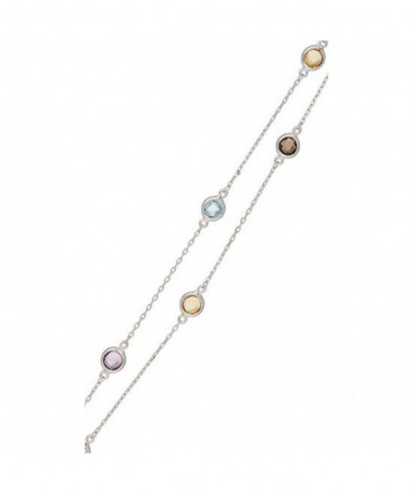 Bracelet  bracelet Sincérité Or Blanc 375/1000