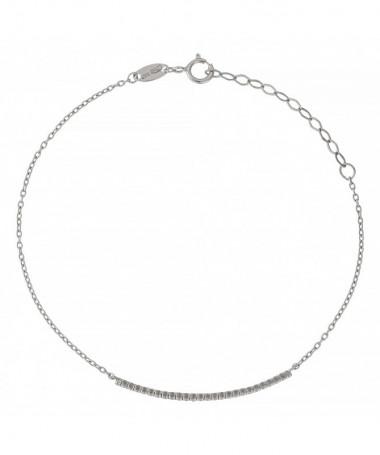 Bracelet  bracelet Harmonie Or Tricolore 375/1000