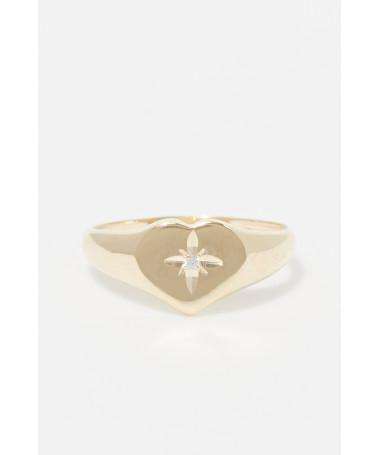 "Bracelet Single pearl"" Or Blanc et Perle"""