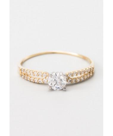 """Bracelet Soleil"""" Or Jaune"""""""