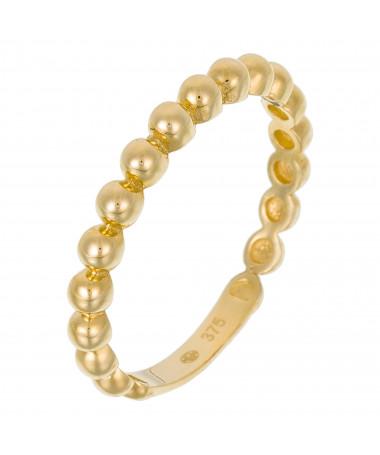 """Bracelet Torsade"""" Or Jaune"""""""