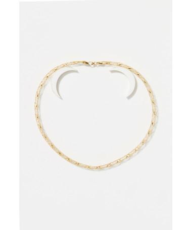 "Bracelet trio d'or"" Or Tricolore"""