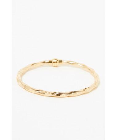 """Bracelet """"Magnet tourbillon"""" Or Jaune 375/1000"""